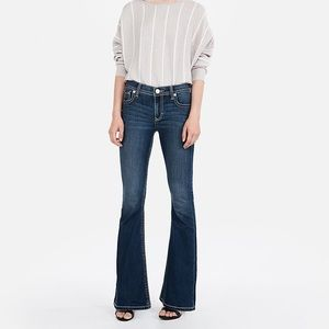 NWT Express Flare Jeans